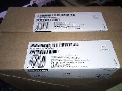 New In Box Siemens Touch Panel 6av6641-0ca01-0ax1 6av6 641-0ca01-0ax1