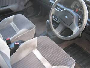 1990 Ford Laser Sedan AUTO.
