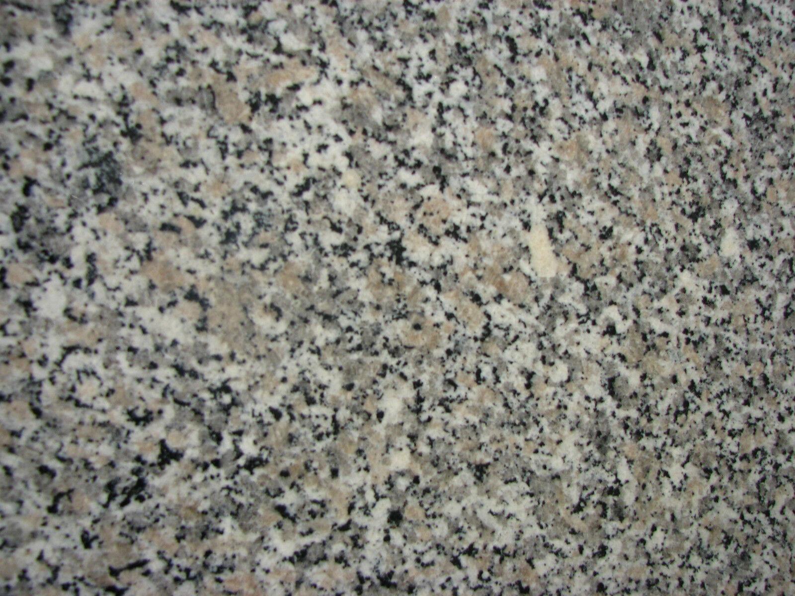 massive Tischplatte Granit Naturstein f Gartentisch  ~ Esstisch Granit