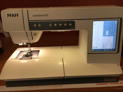 PFAFF Creative 4.0 Sewing, Quilting, & Embroidery Machine