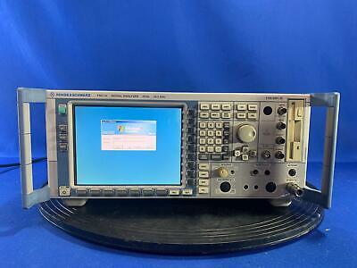 Rohde Schwarz Fsq26 Signal Analyzer B10b25b4b71k91u2
