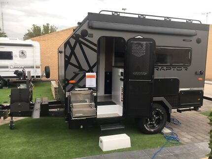 Raptor Hybrid Royal Fair Off Road Caravan