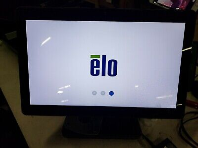 Elo Esy15i1 15 Touch Screen Pos System With Stand And Hub E923781 No Ac