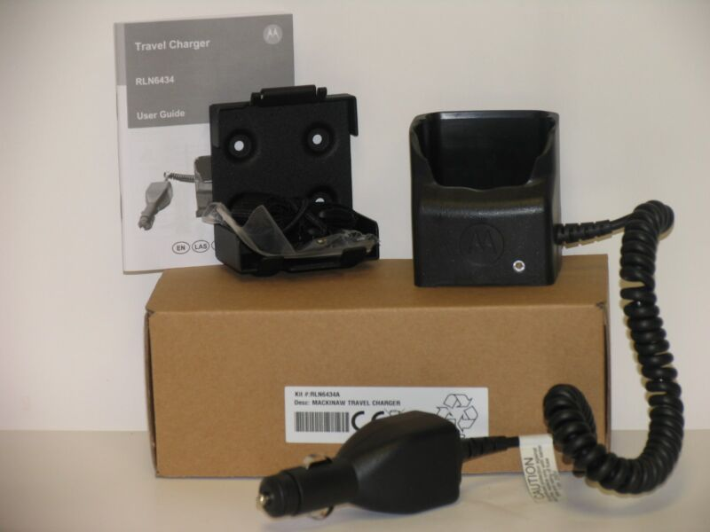 Motorola APX Travel Charger RLN6434B NEW