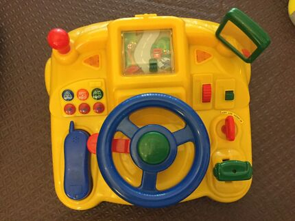 Toddler car Simulator excellent condition!!