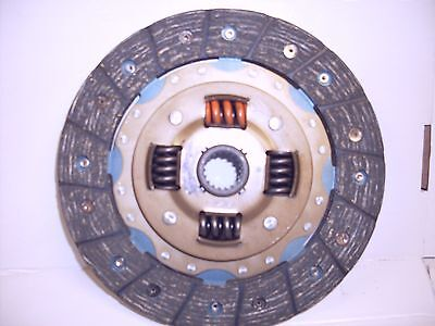 Fits Ford1100 1110 Tractor Clutch Disc 6 14 18 Spline