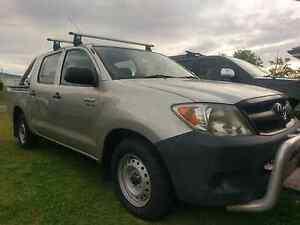 Toyota Hilux SR 2005 4L petrol Gympie Gympie Area Preview