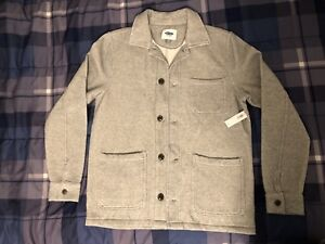 Brand New Men's Sweater/Coat