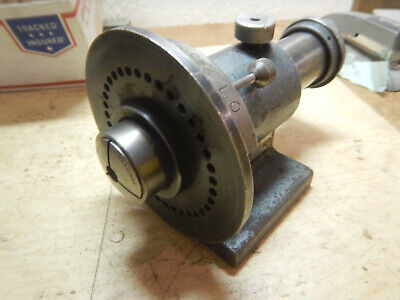Yuasa 550-003 5c Collet Spin Index Jig Fixture Grinding Milling Machinist Tool B