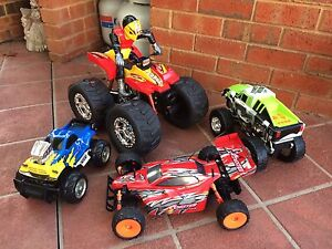 4 large toys for only $20 the lot Narre Warren South Casey Area Preview