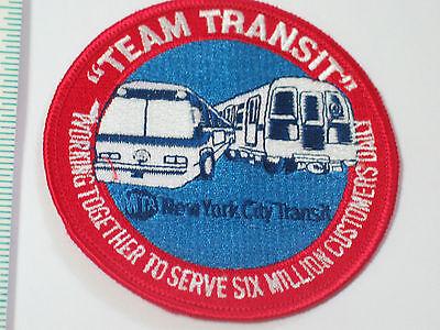Mta Subway Map 101 2001.New York Metro Transit Bus Patch 3025 Wundr Shop