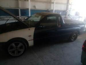 """Wrecking VS S Pac ute Supercharged 5 speed 18"""" mags & 15'steelies Logan Central Logan Area Preview"""