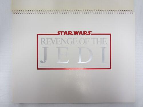 Star Wars ~ Revenge of the Jedi ~ Press Kit ~ Ralph McQuarrie Art ~ 1982