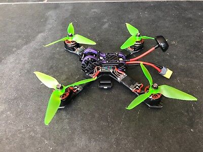 Custom FPV Racing drone 3s/6s Built To Your Spec(Can Fix Your Old Drone As well)
