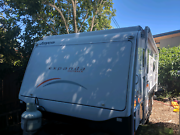 Jayco Expanda 17.56-1OB  2013 Thornleigh Hornsby Area Preview