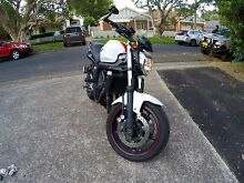 Yamaha FZ6N Willoughby Willoughby Area Preview