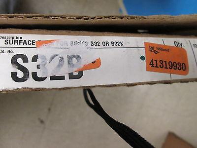 Siemens S32b Surface Panelboard Trim