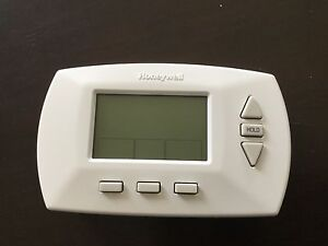 Honeywell RTH6350D – programmable thermostat controller ducted heater South Yarra Stonnington Area Preview