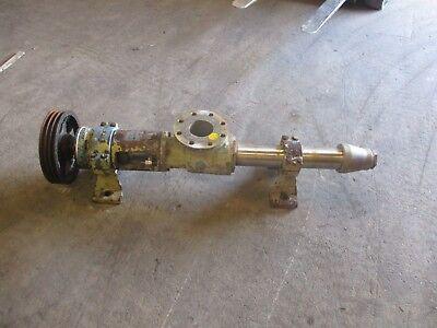 Moyno Stainless Cavity Pump 4 828157h Used
