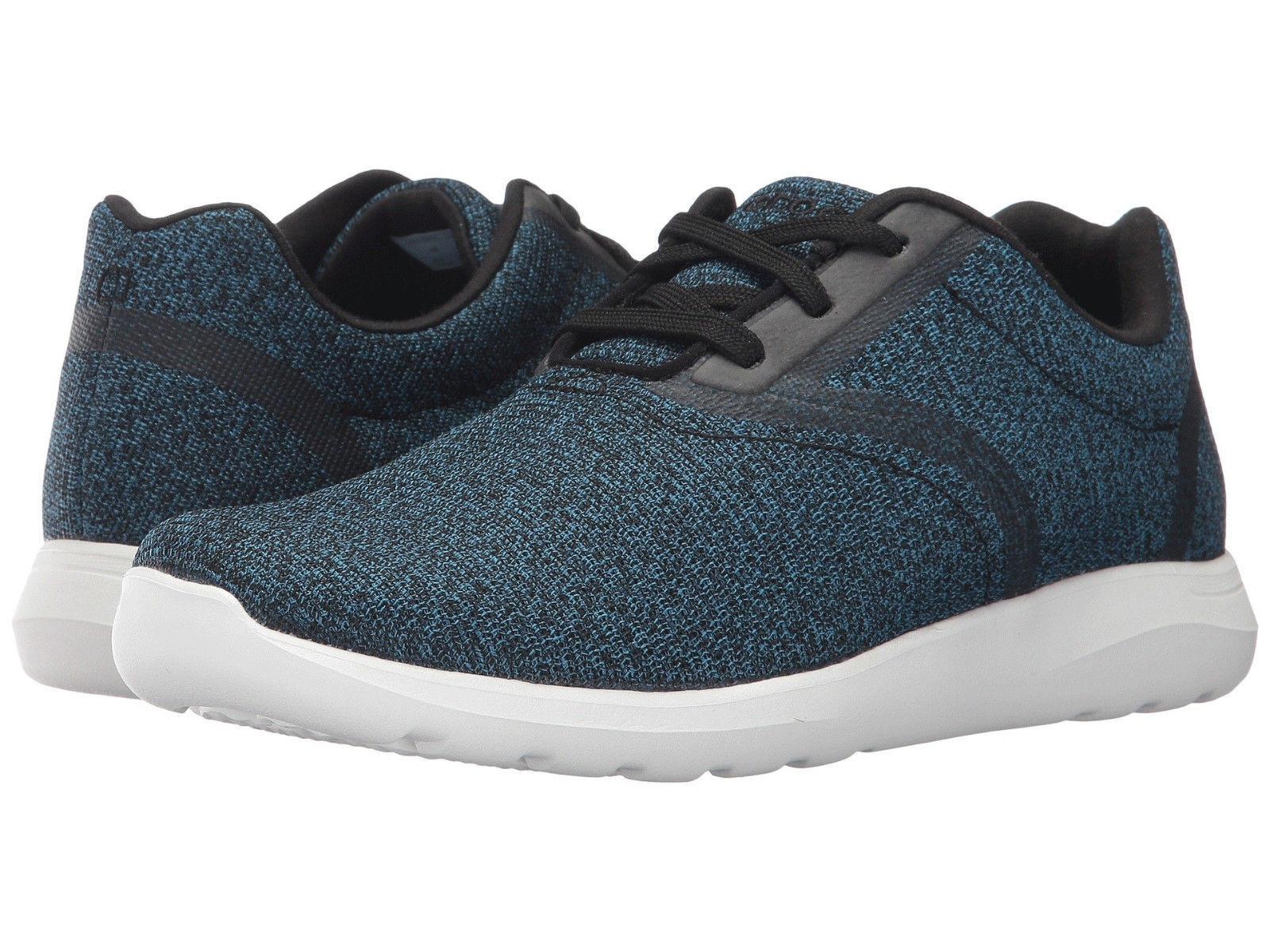 CROCS Kinsale Static Lace Men's Shoes Navy/White Standard Fit 204734462