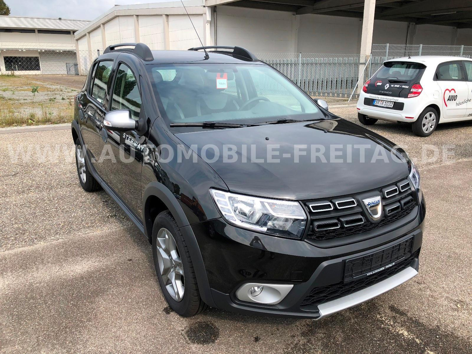 dacia sandero stepway tce 90 eu fahrzeug autohaus freitag. Black Bedroom Furniture Sets. Home Design Ideas