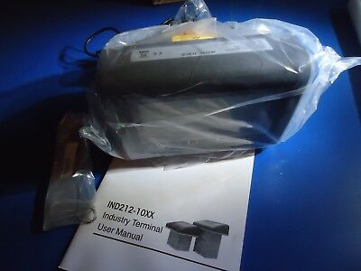 Mettler Toledo Ind212 Weighing Terminal - New In Box 30086290 Ind212-100y