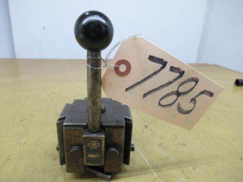 Fims Model #3 QC Tool Post (CTAM  #7785)