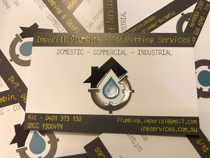 Imperial Plumbing & Gasfitting Services
