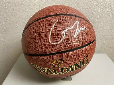 Rudy Gobert Autographed Signed Basketball Utah Jazz  NBA Autograph