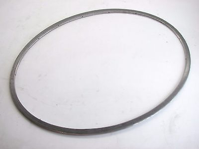 Oval Spiral Wound Gasket For Manhole 12 X 16 X 12 X 14 Drum Head T49