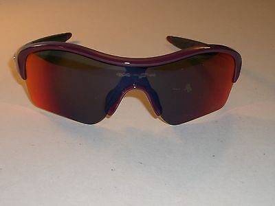 Oakley USA 09-807 119 Glänzend Mehrfarbig Spiegel Sport Wickeln Sonnenbrille mit, gebraucht gebraucht kaufen  Versand nach Germany