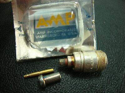 Amp Series N Plug Connector 225723-4