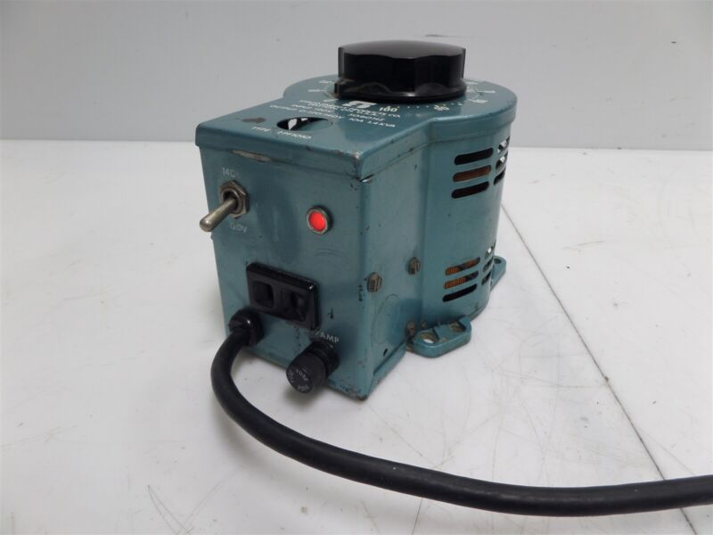 STACO 2PF1010 Variable Autotransformer