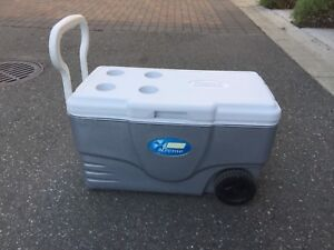 Coleman Xtreme 62 Quart with wheels