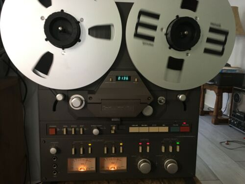 TASCAM 32 2 TRACK STEREO 10.5 INCH REEL TO REEL TAPE DECK RECORDER