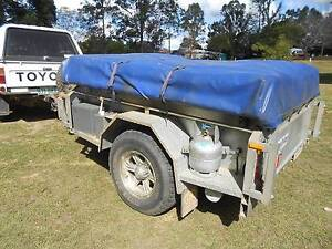 2009 Ozzie Off-Road Extreme Camper Trailer Maleny Caloundra Area Preview