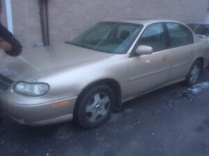 2002 Chevy Malibu For Sale OR Parts