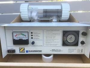 SALT CHLORINATOR 2015 MODEL CLEARWATER C170TLS WITH NEW CELL $650 Subiaco Subiaco Area Preview