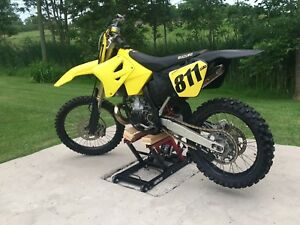2005 Eric Gorr RM 265 - Moving best offer takes