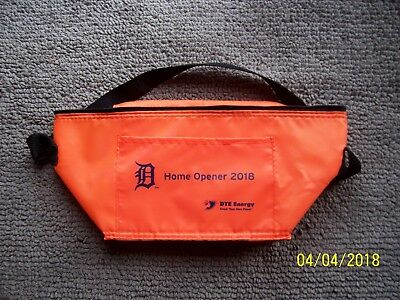 Detroit Tigers Home Opener 2018 Six Pack Cooler  By Dte Energy