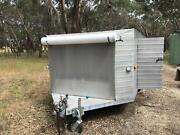 Enclosed Racing Car Trailer Meredith Golden Plains Preview