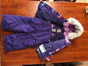 Girls Ski Suit Williamstown Barossa Area Preview