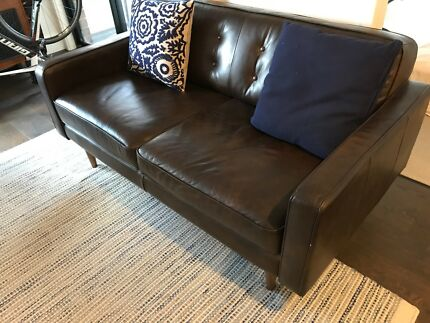 Nick Scali  2-seater Alfio couch