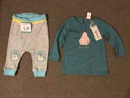 Size 0 baby girl clothes NEW