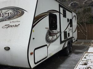 2013 Forest river travel trailer for sale