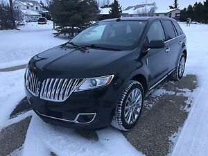 2011 Lincoln MKX Limited AWD - Nav/Bluetooth/Sunroof/Camera