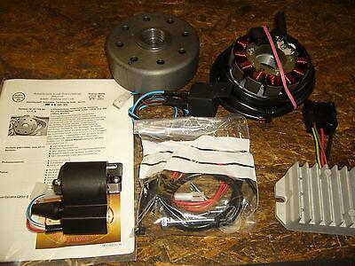 DKW RT 125/175/200/250 Powerdynamo  12V Lichtmaschine mit kontaktloser Zündung