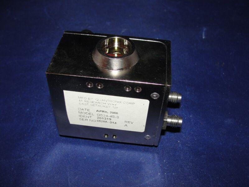Quantronix Corp QS24-4S-S Switch