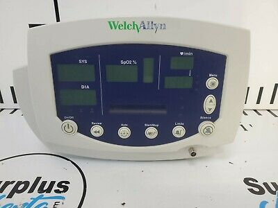 Welch Allyn Vital Signs Monitor 53nto 300 Series Spo2 Temp Nibp B2-2
