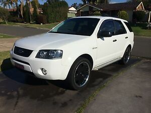 7 seater Ford territory 2006 low kms Blacktown Blacktown Area Preview